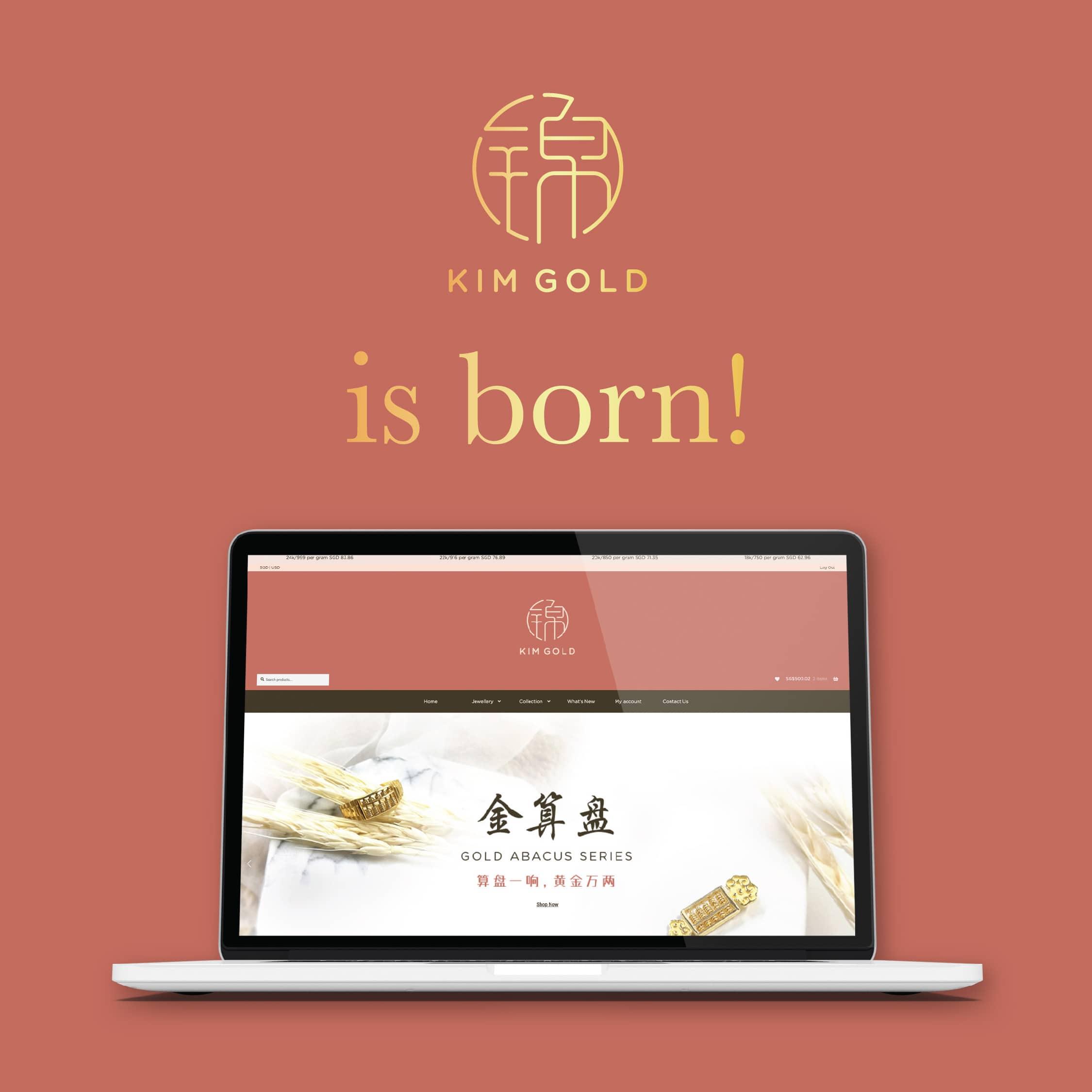 Kim Gold is Born!