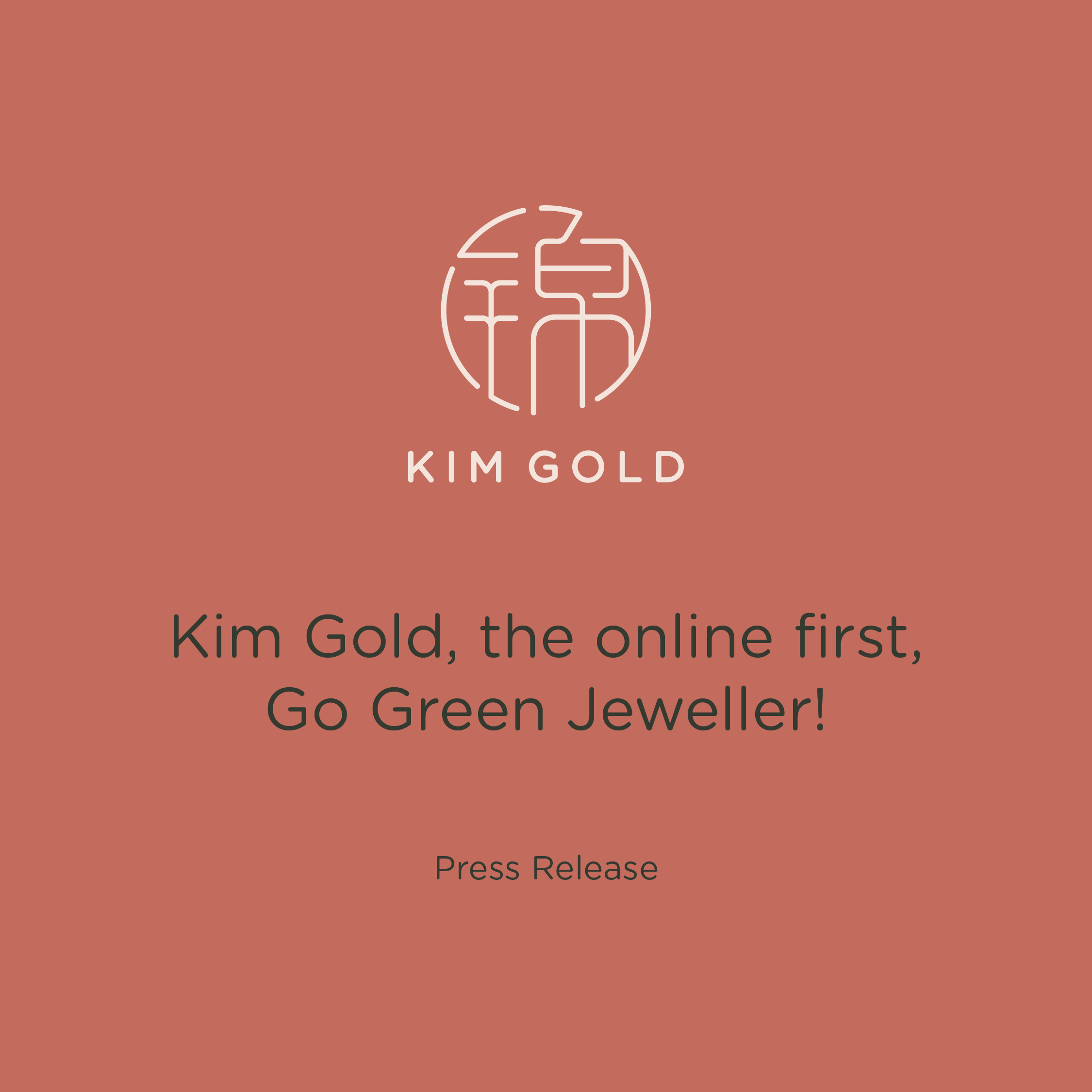 Kim Gold, with a focus on sustainability, renewability and transparency in pricing, launches her pre-loved jewellery brand.